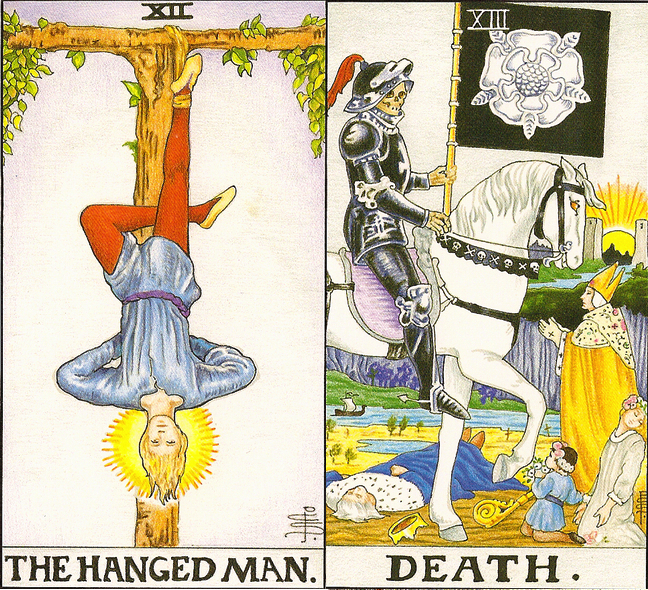 hanged-man-and-death