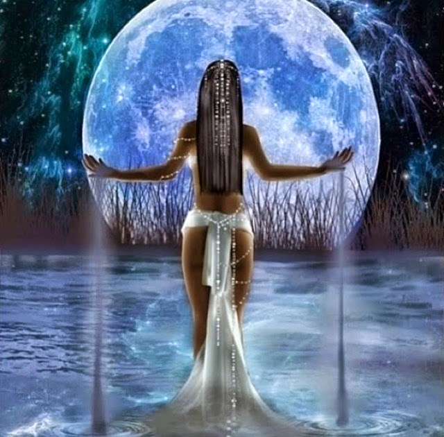 Libra Full Moon | Becoming a Feminine Vessel